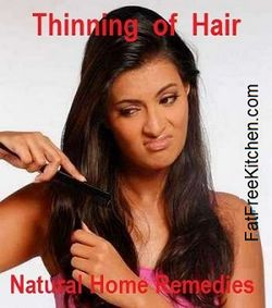 hair loss home remedies