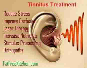tinnitus ringing in ears treatment